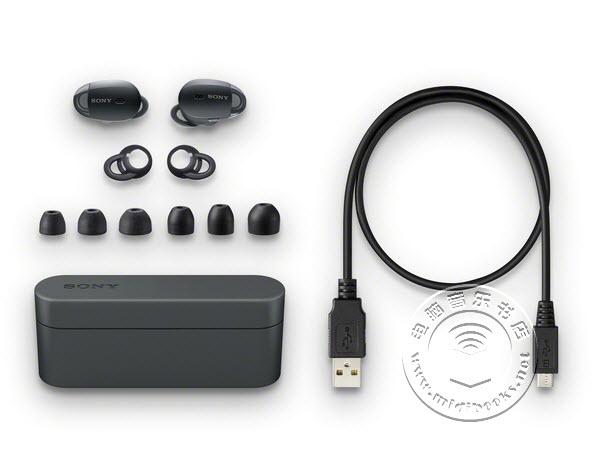 剑指AirPods,索尼即将发布WF-1000X无线降噪耳机