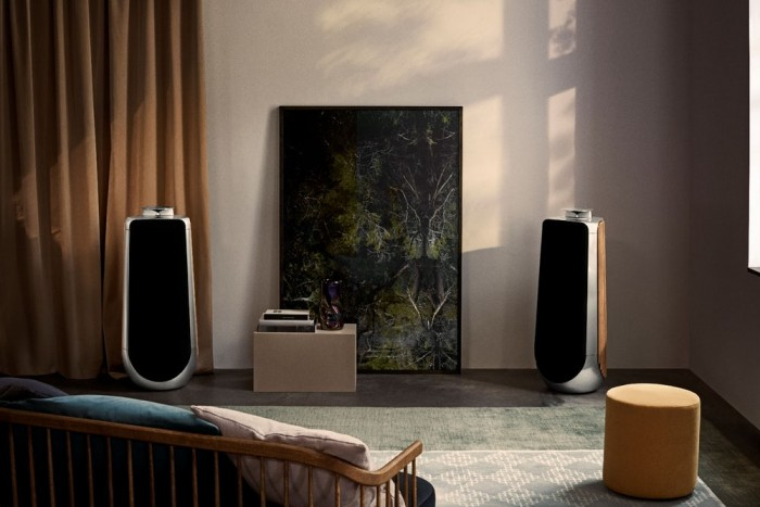 售价13万人民币B&O发布全新高端音响BeoLab 50