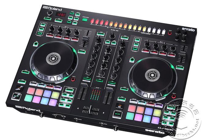 Roland(罗兰)发布DJ-505和DJ-202 DJ控制器