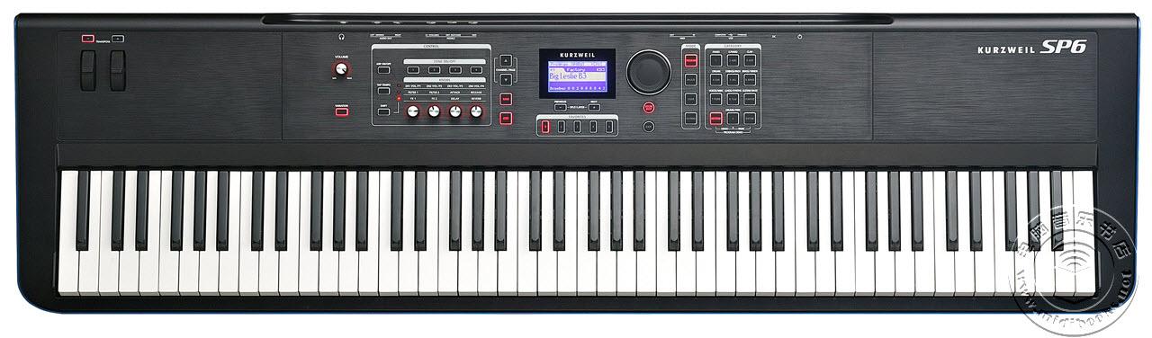 Kurzweil(科兹威尔)SP6舞台电钢琴演示视频