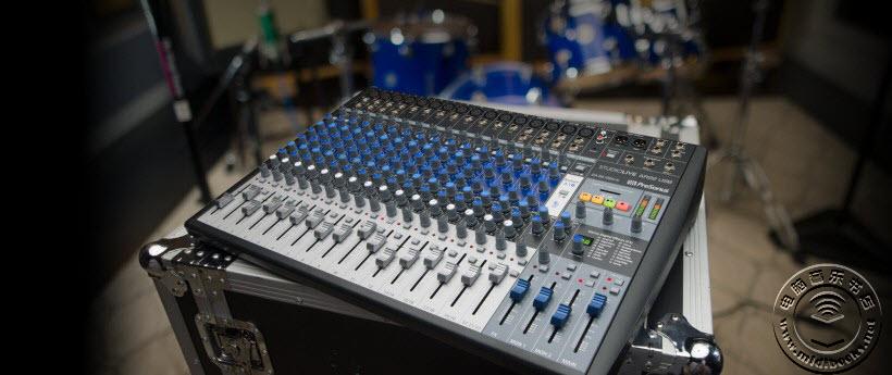 PreSonus 发布 StudioLive AR22 USB 混合调音台
