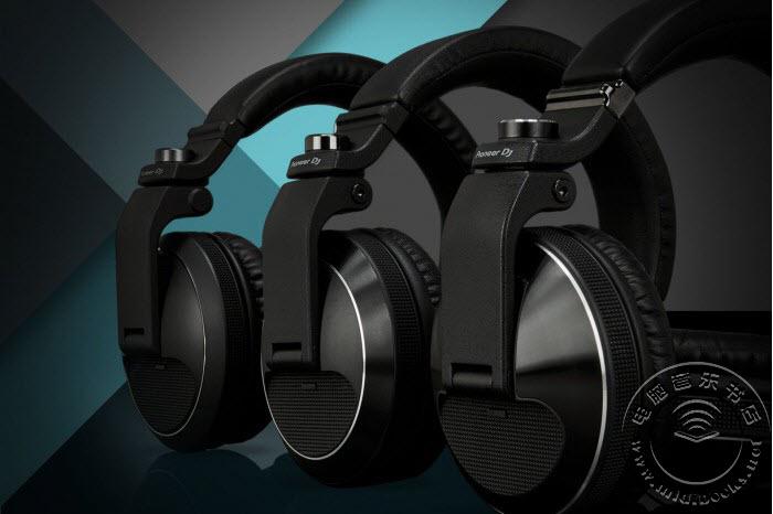 先锋(Pioneer)公布最新专业DJ耳机产品线HDJ-X