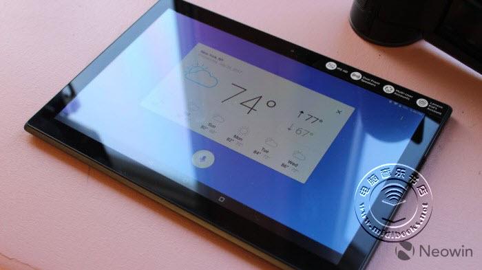 [IFA 2017展会新闻] 联想发布Home Assistant:连接Tab 4变身Alexa智能音响