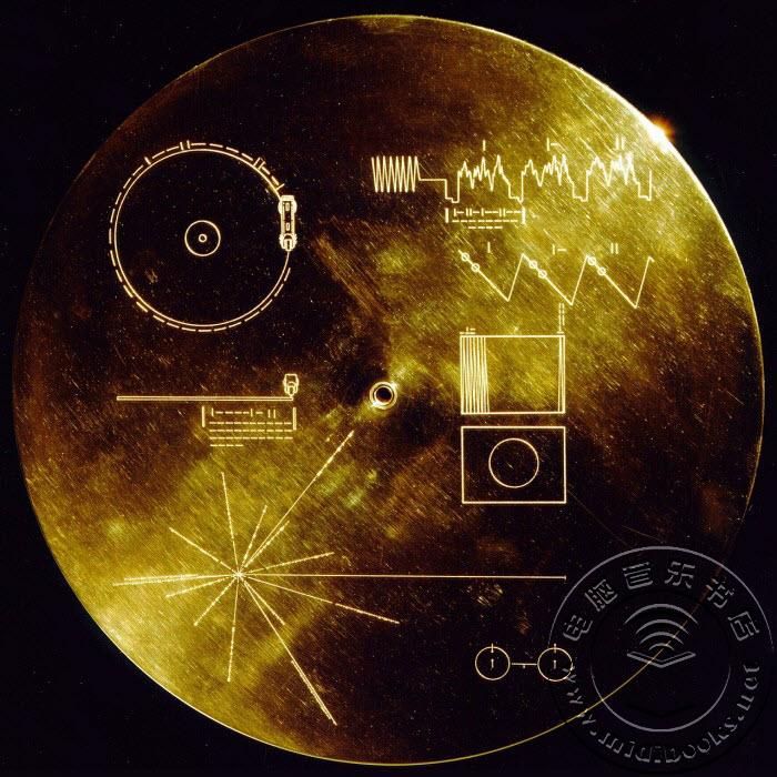 40年过去了,旅行者号上的金唱片仍然在播放