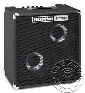 Hartke 发布 HD500 一体化低音音箱