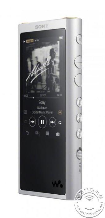 [IFA 2017展会新闻] 索尼(SONY)发布Walkman NW-ZX300便携式媒体播放器