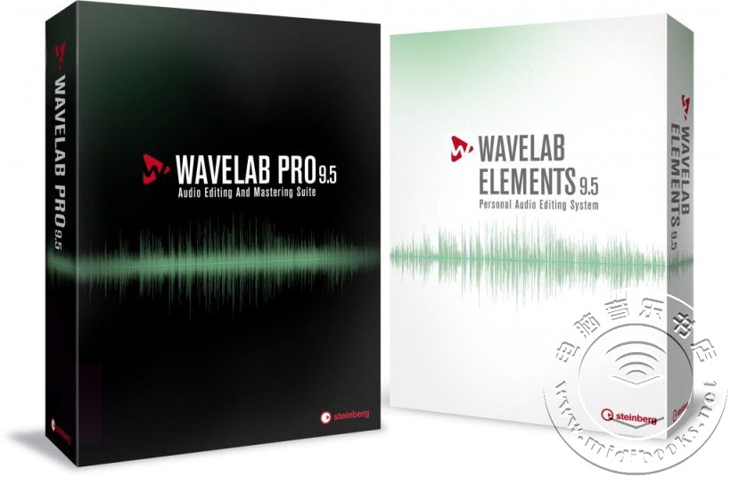 Steinberg 发布母带工作站软件 WaveLab 9.5