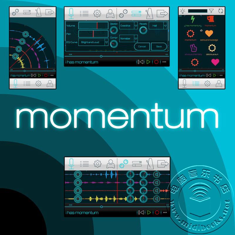 "Cakewalk推出可以随时随地记录音乐的云端""Momentum""歌曲写作平台"
