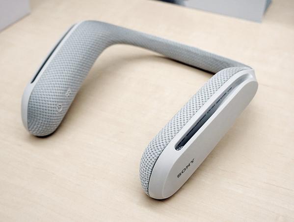 索尼为不喜欢戴耳机却又不想吵到人的你推出了SRS-WS1