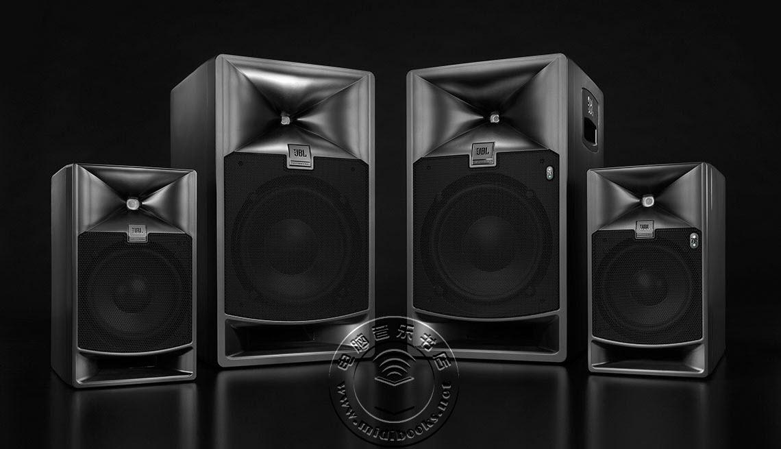 JBL专业7系有源监听音箱全球上市