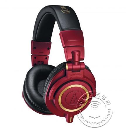 限量红金配色铁三角ATH-M50xRD现已发售 168美元