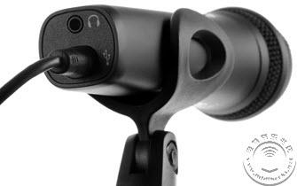 IK Multimedia 发布手持式高清数字麦克风 iRig Mic HD 2