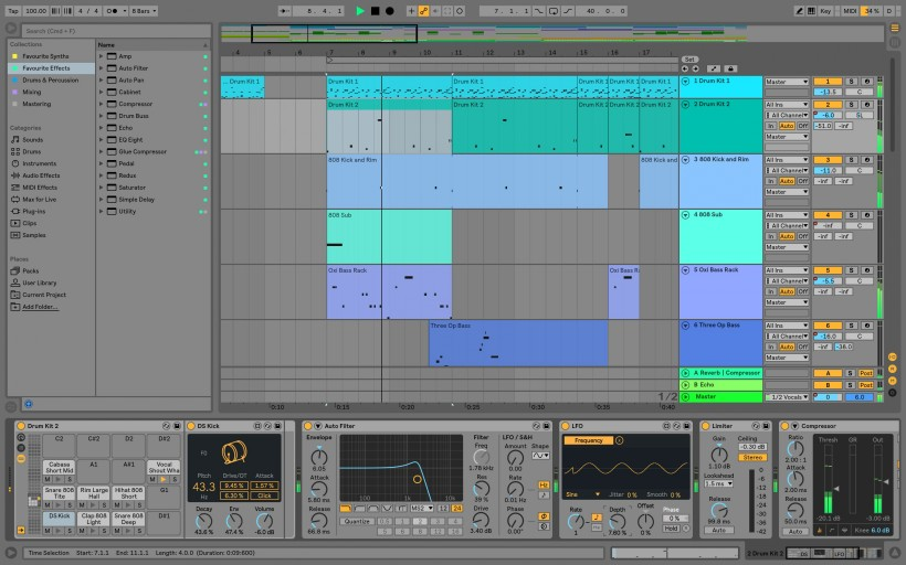Ableton Live 10 正式发布,Max for Live 成标配