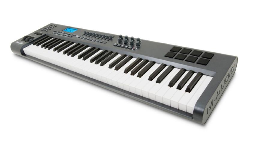 M-Audio Axiom系列MIDI键盘中文说明书下载