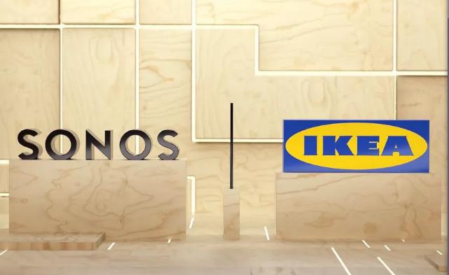 Sonos和宜家宣布合作关系 将音乐和声音带入家庭的各个方面