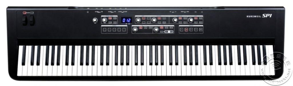 NAMM 2018:Kurzweil发布新的电钢琴SP1