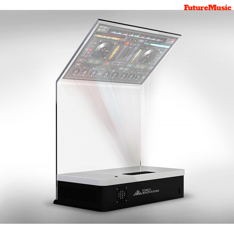 简直就是舞台上的艺术品:Touch Innovations 的新一代触摸大屏幕 DJ 系统 XG 发布