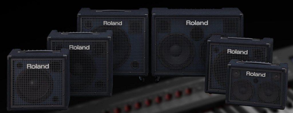 罗兰(Roland)发布增强功能的KC系列键盘扩音器(音箱)