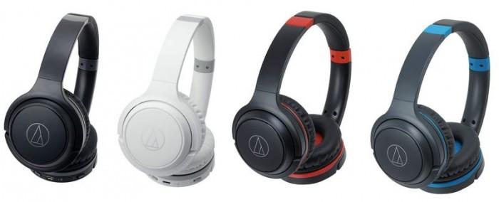 铁三角CES发布新品耳机DSR5BT和SPORT70BT/50BT等