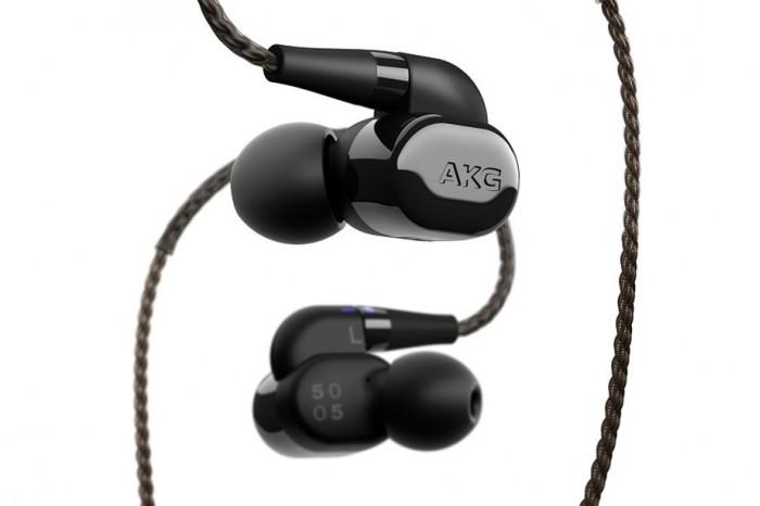 AKG发布全新旗舰耳塞N5005 售价1000美元