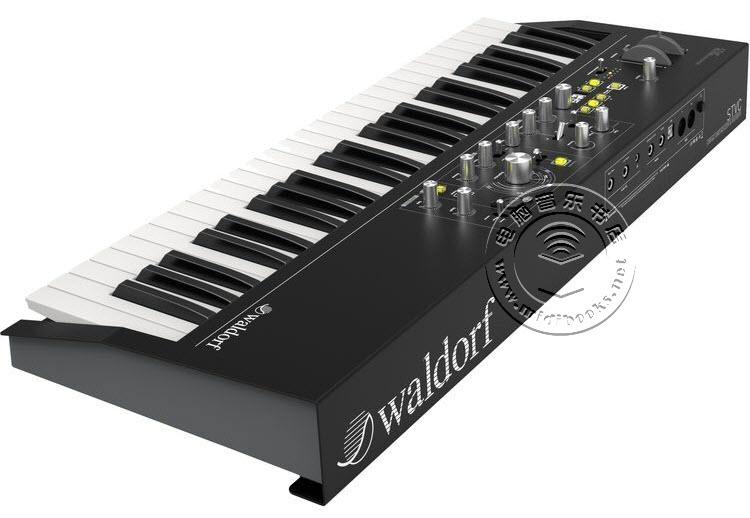 NAMM 2018:Waldorf 正式发布内置 Streichfett 引擎的 STVC 弦乐合成器 + 声码器