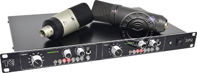 NAMM 2018:TK音频(TK Audio)发布DP-2双麦克风放大器