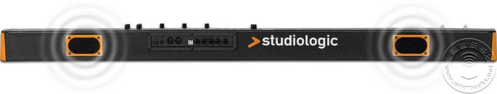 NAMM 2018:Studiologic 发布新版MIDI键盘控制器 Numa Compact 2x