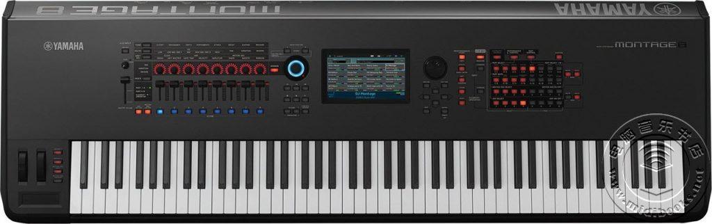 Yamaha 发布 MONTAGE OS v2.0 固件更新,带来更多合成器音色和更强大的演奏功能