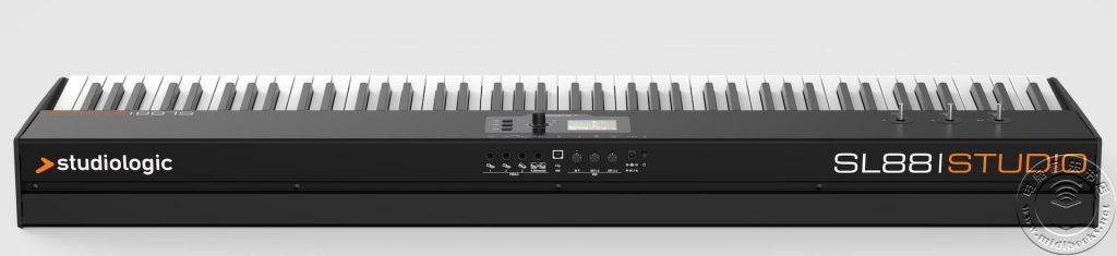 NAMM 2018:Studiologic 发布SL73/88 STUDIO MIDI键盘控制器