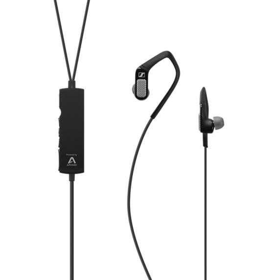 森海塞尔AMBEO 3D智能录音耳机独家全黑版上架苹果官网