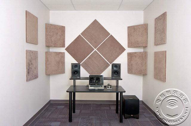 Auralex发布SonoLite SonoKits壁挂式声学吸音板套装