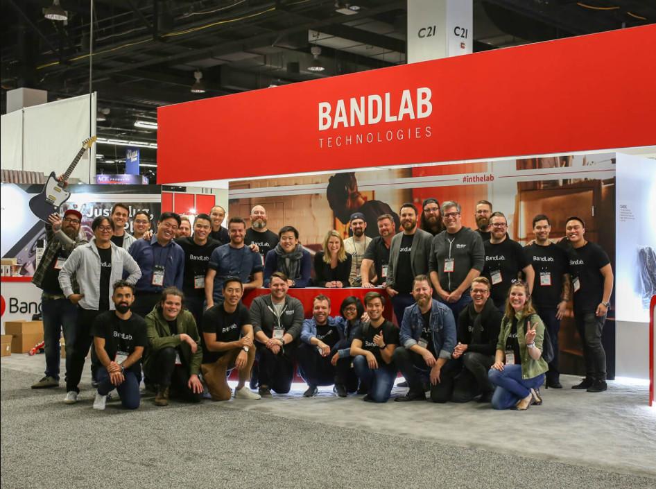 有希望了!BandLab Technologies 宣布收购 Cakewalk