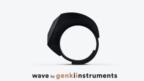 Wave,一个可以控制合成器的MIDI戒指(视频)