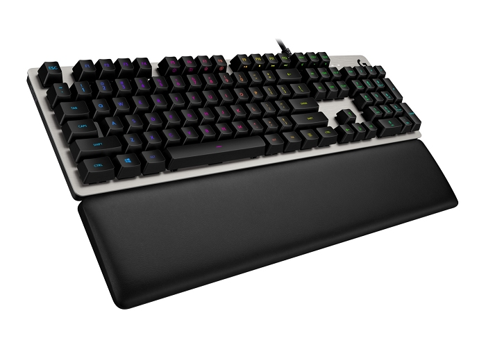 罗技发布G560 LightSync扬声器与G513键盘新品