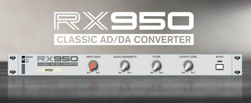 Akai S-950 经典采样器软件版 — RX950(视频)