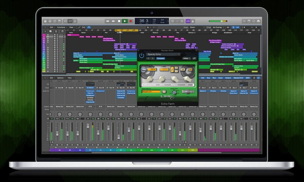 Line 6 发布 Echo Farm 3.0(回声农场)插件,增加对AU和VST格式支持