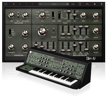Syntronik Deluxe传奇合成器工作站新增五位成员