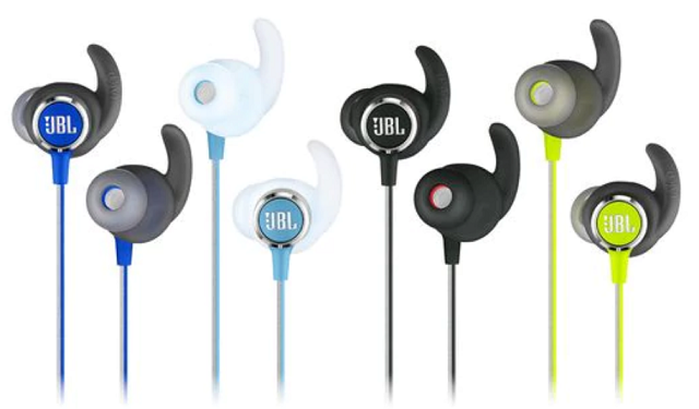 JBL发布Reflect Mini 2 / Contour 2蓝牙运动耳机新品