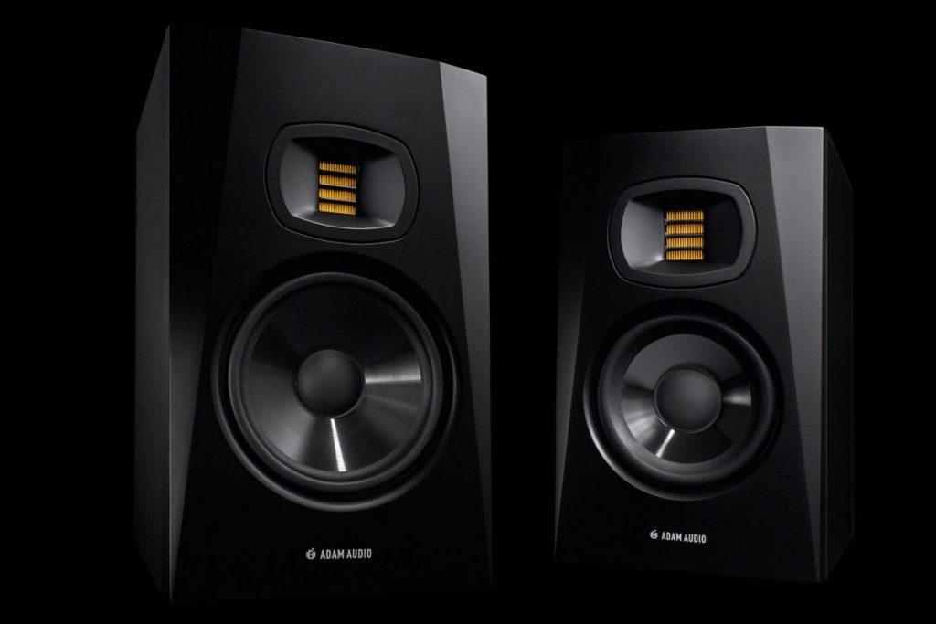 ADAM Audio发布T系列工作室监听音箱T5V和T7V