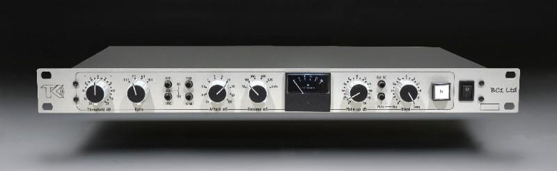 TK音频(TK Audio)发布旗舰级总线压缩器 BC1Ltd