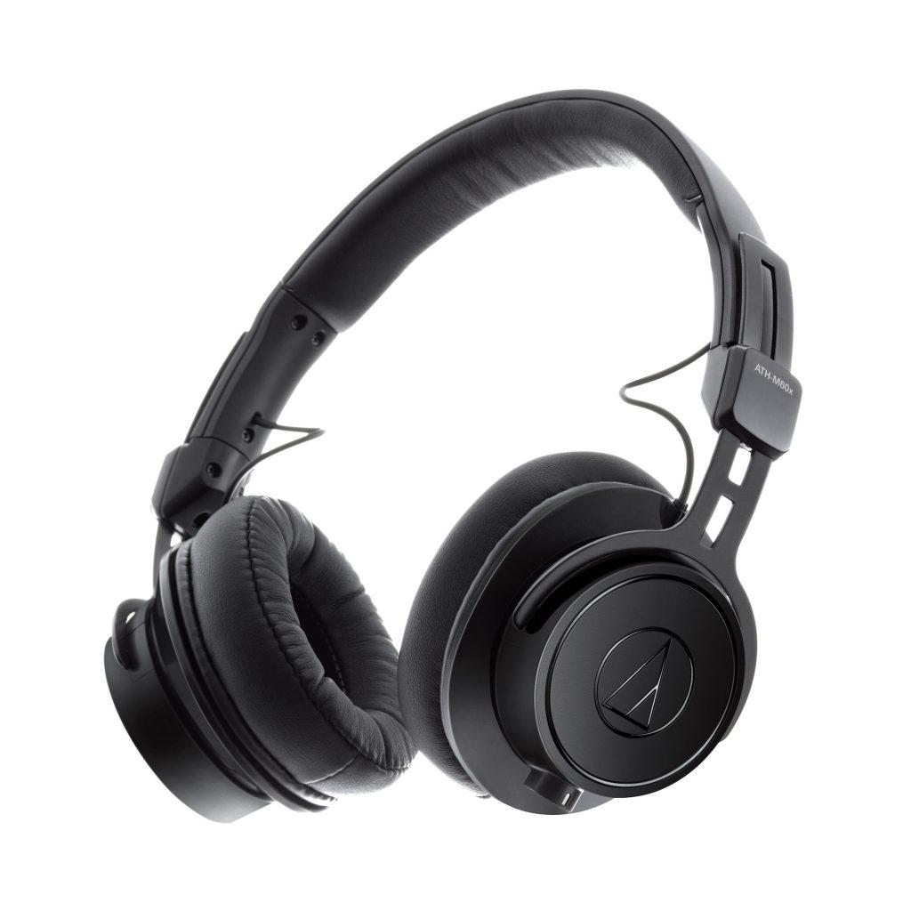 铁三角发布 ATH-M60x 专业监听耳机和 BPHS2 广播耳机