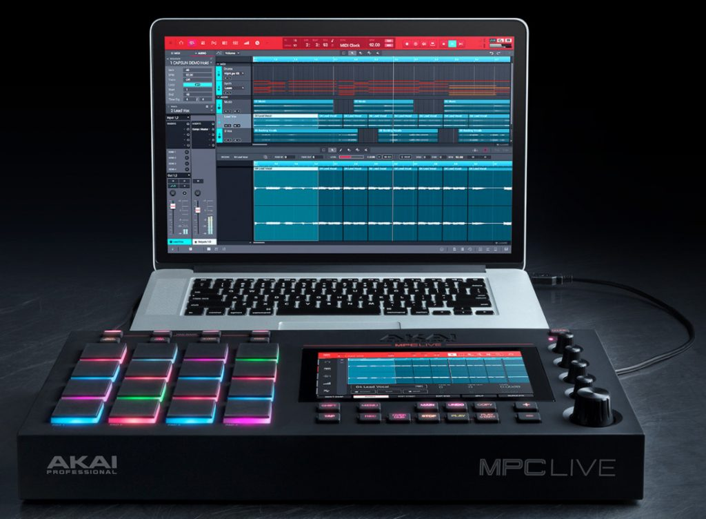 Akai 发布MPC 2.2版升级,开始支持第三方硬件