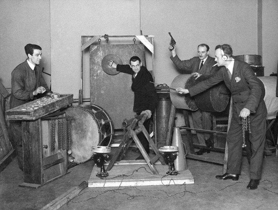 福利!英国广播公司(BBC)超过16000种音效免费下载