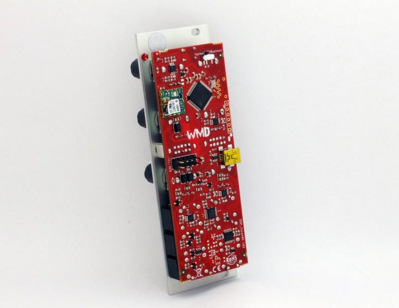 WMD 发布内置粒子合成技术的打击模块 Fracture