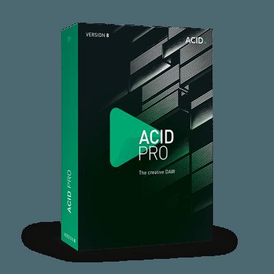 基于Loop循环的经典DAW软件 ACID Pro 回来了(视频)