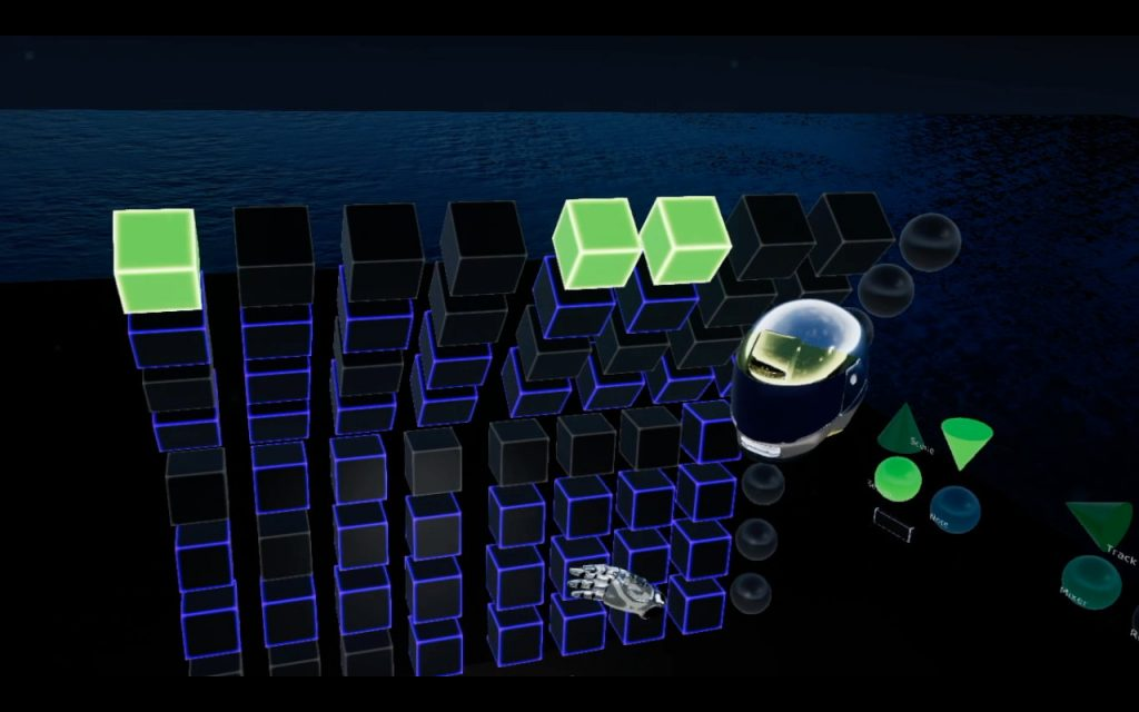 用VR(虚拟现实)玩儿Ableton Live,AliveInVR增加多用户VR协作(视频)