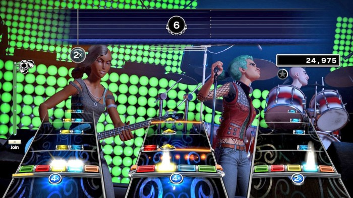 开发商Harmonix宣布将通过DLC为《摇滚乐队4》追加经典RBN曲目