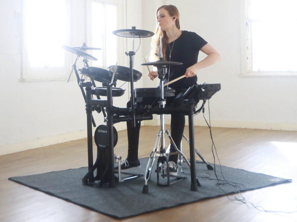 Roland(罗兰)宣布 TD-17 系列 V-Drums 电子鼓