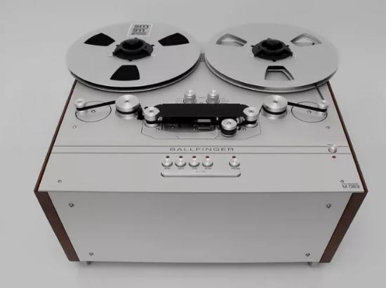 Ballfinger推出卷轴式磁带录音机,适用于怀旧爱好者