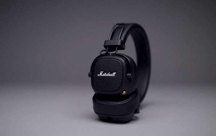 Marshalll发布有线/蓝牙款Major III头戴式耳机新品